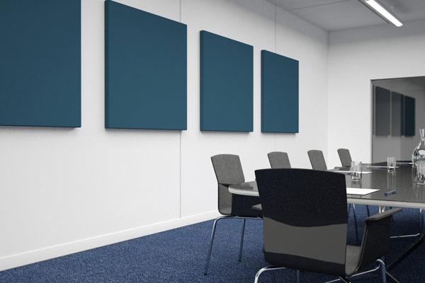 panneau acoustique salle réunion implanteo