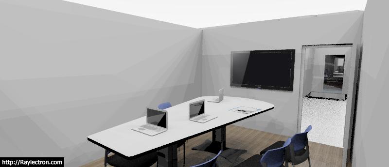 Salle de Réunion 3D