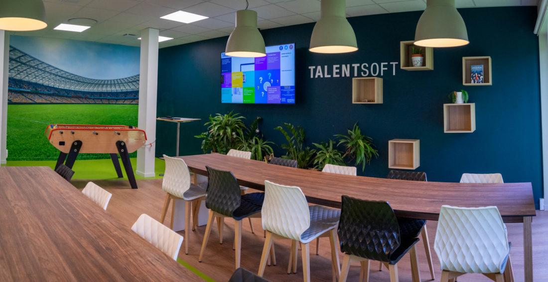 Talentwest cafeteria